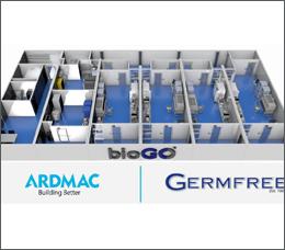 Ardmac Germfree Bio Facility Europe